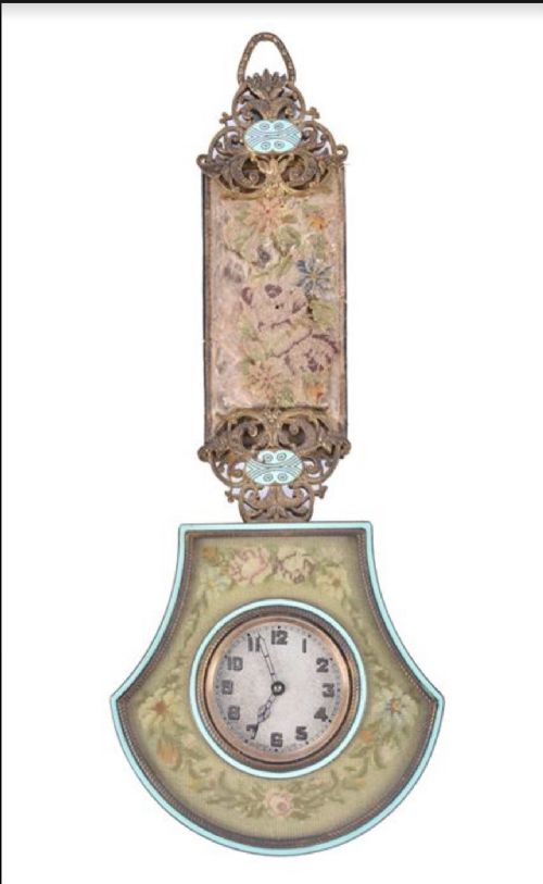 edwardian austrian carriage travelling clock