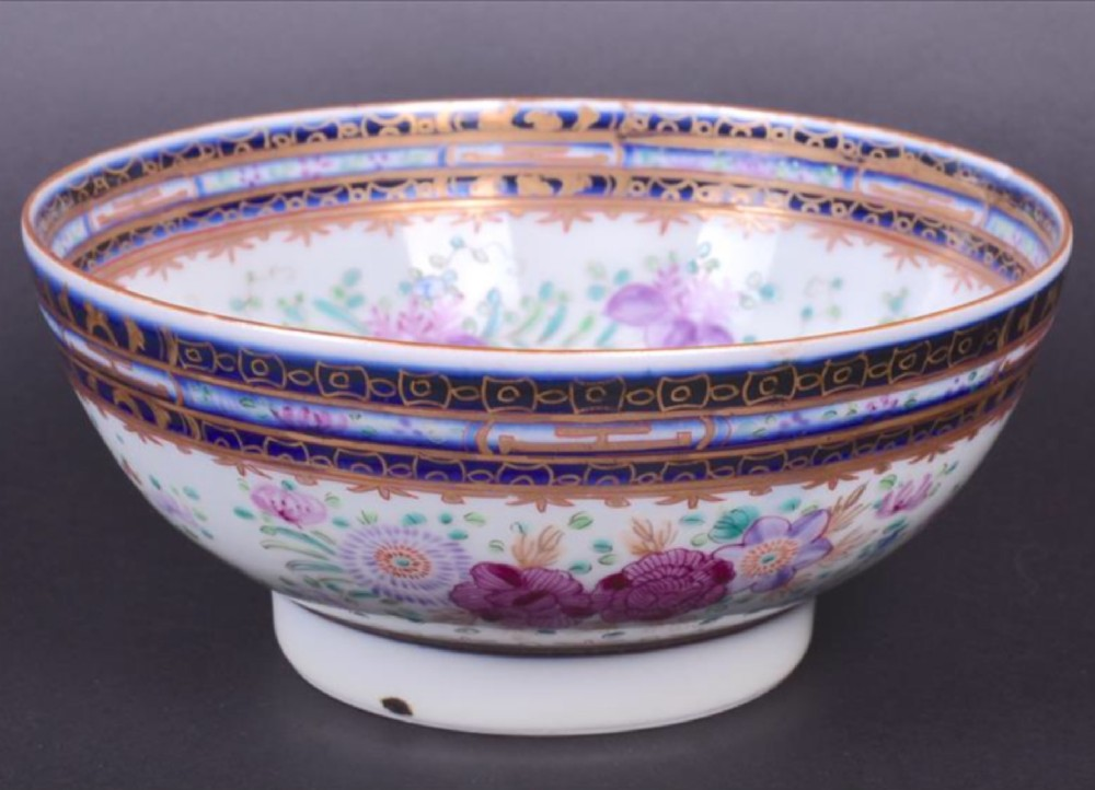 c18th chinese porcelain bowl