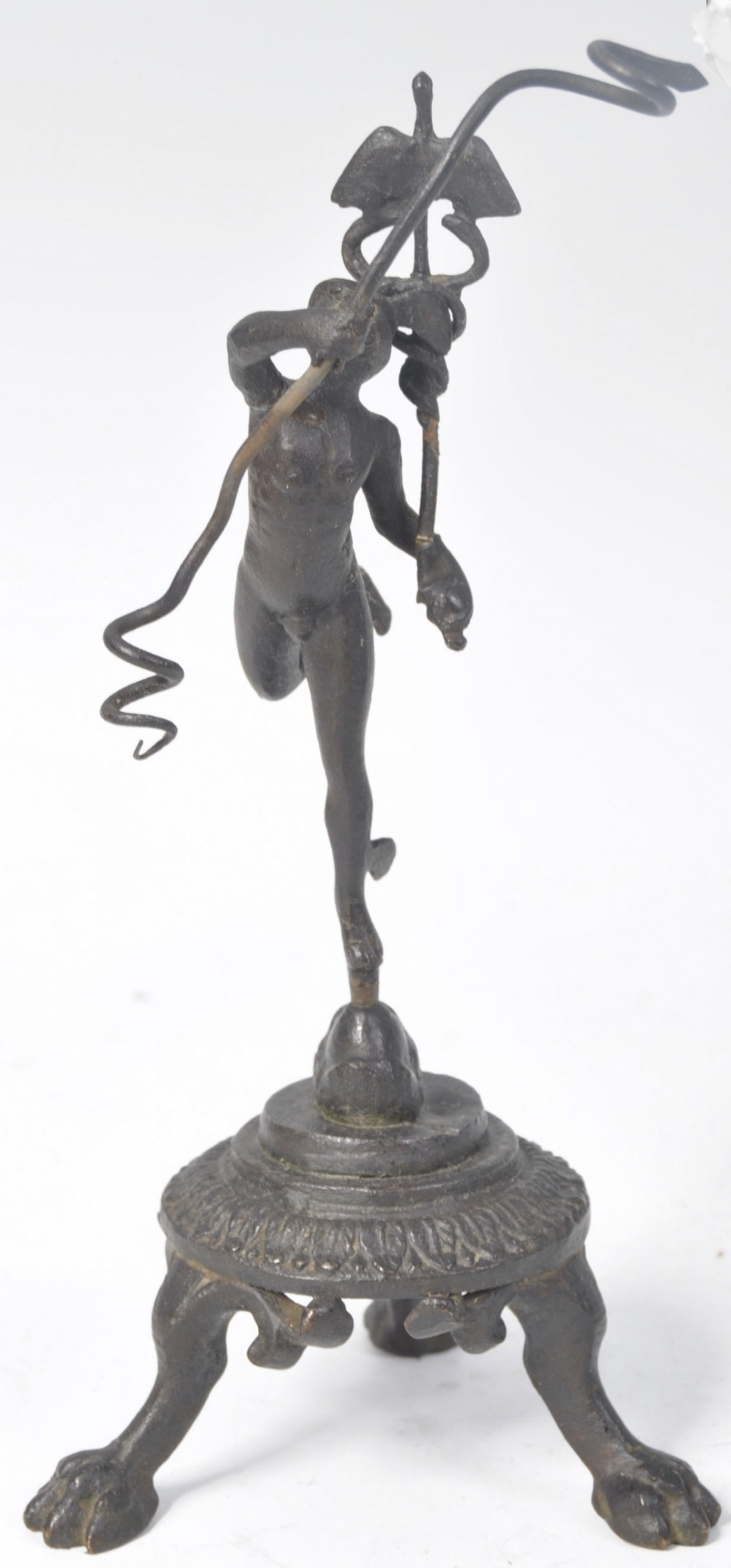 early c19th grand tour figure of mercury